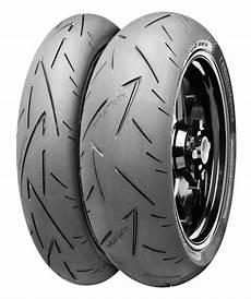 evolution des pneus continental contiroadattack 2 evo