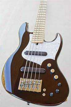 Sold Gorgeous Xotic Xj 1t 5 String Jazz Bass With Hri