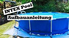 intex pool aufbauanleitung intexpool