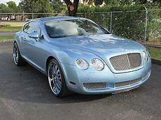 how to fix cars 2007 bentley continental gt windshield wipe control sell used 2007 bentley continental gt one owner low miles attractive light blue in miami