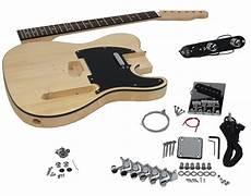 tele guitar kit tele style diy guitar kit basswood