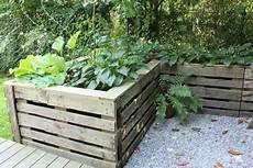 Paletten Hochbeet Diy Garten Ideen Garten Und Garten