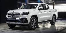2018 Mercedes X Class Revealed Photos 1 Of 57