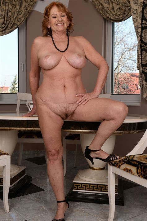 Fifty Year Old Naked Women