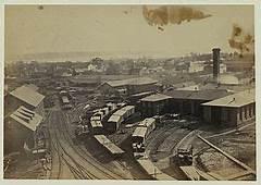 United States Military Railroad  Wikipedia