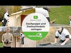 dachpappe und anbringen dachpappe und dachschindeln gartenhaus aufbau
