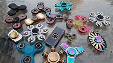 fidget spinner collection and giveaway winners