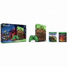 Malvorlagen Minecraft Xbox One Microsoft Xbox One S Minecraft Limited Edition Bundle 23c
