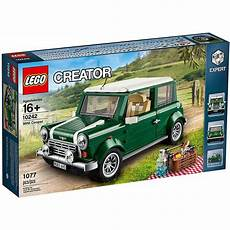 lego creator mini cooper 10242 big w