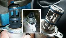 how to clean an egr valve