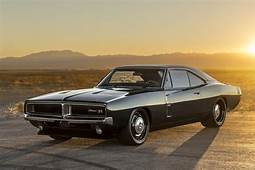 The Rings Restore A 1969 Dodge Charger Defector To Its