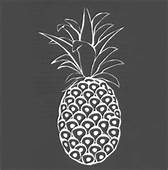 Pineapple Fruits Coloring Pages For Kids Printable Free