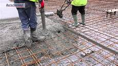 Concrete Screed Rail System Acra Screed