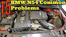 N54 Common Problems Bmw E90 E60 X5 335