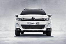 New Citroen C3 Xr Small Suv Wears Its Production