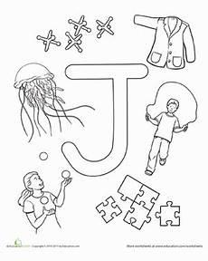 j is for worksheets preschool worksheets preschool letters letter j activities