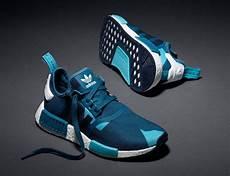 adidas originals nmd r1 s75722 mens trainer blue navy