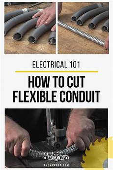 Electrical 101 The Basics Of How To Cut Conduit