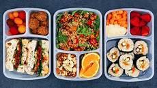 vegan school lunch ideas 2 healthy easy delicious youtube