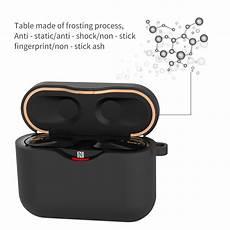 Portable Silicone Earphone Protective Storage by Portable Protective Silicone Earphone Storage Cover