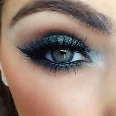 voici 10 id 233 es de maquillages pour sublimer les yeux bleus