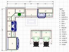 Kitchen Floor Plans For Small Kitchens by Pin On Kitchen Plans