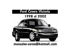 car repair manual download 1999 ford crown victoria free book repair manuals manual de taller ford crown victoria 1998 1999 2000 2001 2002