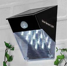 2020 12 led pir solar sensor light infrared induction motion wall l waterproof street