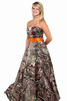 Camo Wedding Gown