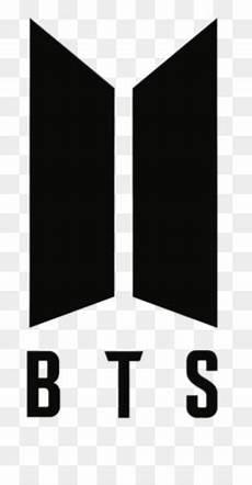 Bts Logo Kpop Gambar Png