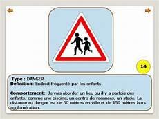 panneau stop code de la route code de la route les panneaux de danger