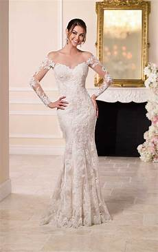 Sleeve Gown Wedding Dress