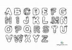 Www Kinder Malvorlagen Buchstaben Um Kinder Malvorlagen Alphabet Kinder Ausmalbilder