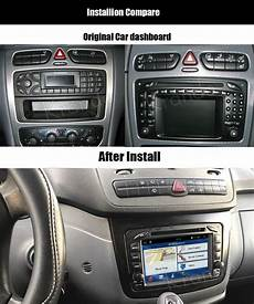krando android 7 1 car radio for mercedes w203 2000 2005