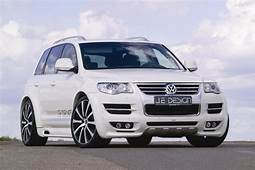 Volkswagen Touareg Wide Body By JeDesign  Top Speed