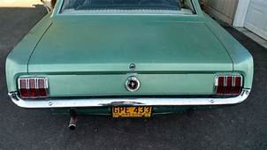 64 1/2 MUSTANG 1965 65 D CODE 289 4 SPEED For Sale