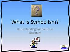 symbolism what is symbolism powerpoint by happyedugator teaching resources tes