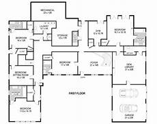 u shaped ranch house plans stunning u shaped ranch house plans ideas home building