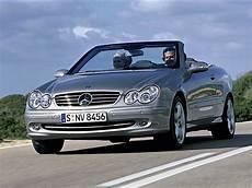 Mercedes Clk Cabrio A209 Specs Photos 2003