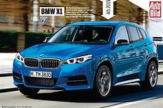 2016 Bmw X1 F48 Rendering And Early Info