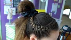 4 hairstyle ideas for gymnastics everyday gymnastics