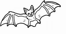 bat draw coloring pages print coloring