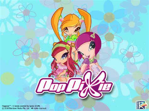 Pop Pixie Lockette
