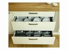 casserolier de cuisine pour plaque s 233 parateur de rangement pour casserolier inspiration