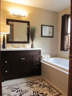 master bath light wall color dark cabinets bathrooms pinterest bath light wall colors
