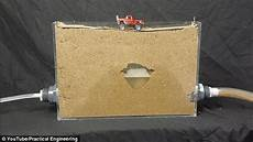 science of sinkholes revealed in video with toy cars