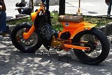 C70 Modif Touring by Motor Honda C70 Modifikasi Touring Honda Ria Honda