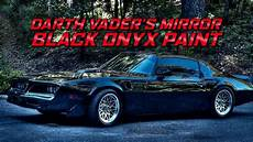 1977 Trans Am Dhc Black Out Edition Darth Vader Black