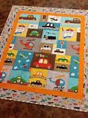 77 Best Car Quilts Images On Pinterest  Childrens