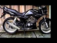 Suzuki Thunder 125 Modif by Modifikasi Motor Suzuki Thunder 125 Cc And Knalpot Custom